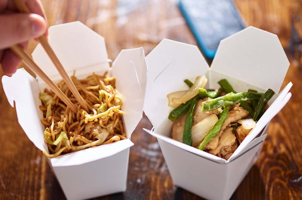 takeout food - photo #18